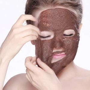 Hydratační masky na obličej