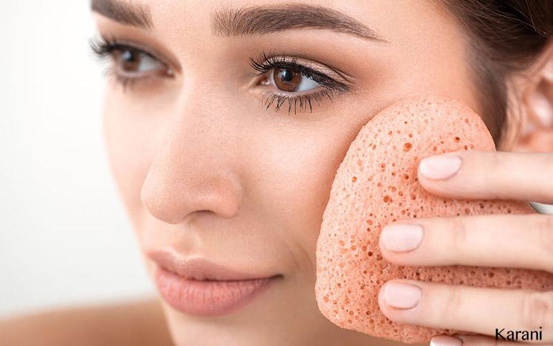 Čistící houbičky na obličej, jak je používat,